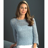 Plymouth Yarn 2550 Crochet Top