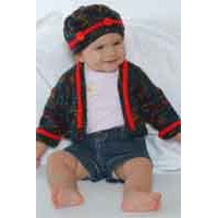 P505 Baby Hat And Sweater