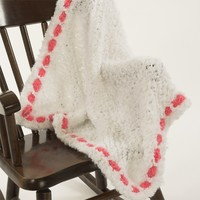 F158 Heaven Baby Blankie with Trim (Free)