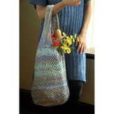 Plymouth Yarn F463 Linen Concert Knit Tote (Free)