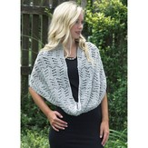 Plymouth Yarn F511 Sahara Tilting Block Cowl (Free)