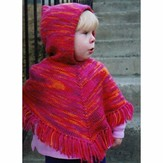 Knitting Pure & Simple 243 Children's Poncho