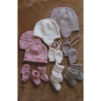 2910 Baby Hats, Mitts, and Booties