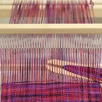 Introduction to Rigid Heddle Flip Loom Weaving, Section 1 (Two Day)