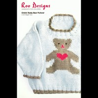 Child's Teddy Bear Pullover