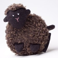 Sheep Tape Measure Brown