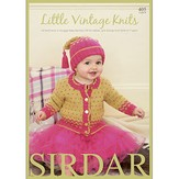Sirdar 405 Little Vintage Knits