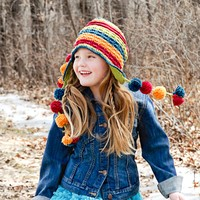 9504 Flap Happy Hat