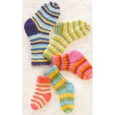 Spud & Chloë by Blue Sky Fibers 9810 Lots O' Socks