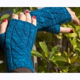 Stick Chick Knits Oceanie Combo - Hat & Mitts PDF