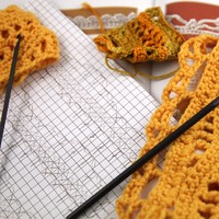 Design Your Own Crocheted Cowl