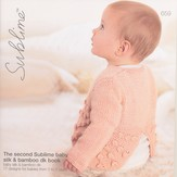 Sublime 659 The Second Sublime Baby Silk & Bamboo DK Book