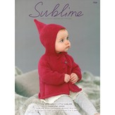 Sublime 704 The Nineteenth Little Sublime Hand Knit Book