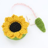 Lantern Moon Sunflower Tape Measure