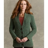 Tahki Yarns Shakespeare Cardigan (Free)