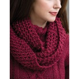 Tahki Yarns Wine Country Cowl (Free)