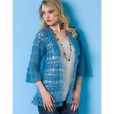 Stacy Charles Fine Yarns Blue Moon Jacket PDF