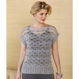 Stacy Charles Fine Yarns Brigitte Top PDF