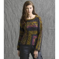 Sunrise Mitered Pullover PDF