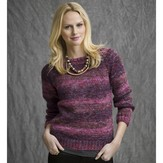 Tahki Yarns Vineyard Pullover PDF