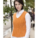 Stacy Charles Fine Yarns Greenwich Vest PDF