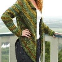 145 Hatfield Diagonal Sweater (Free)