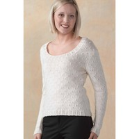 221 Lily Of The Valley Pullover