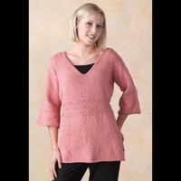 252 Art Deco Beaded Pullover (Free)