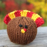 Valley Yarns 351 Knit Turkey (Free)