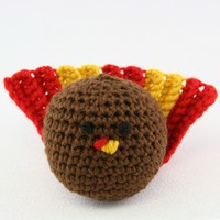 352 Crocheted Turkey (Free)