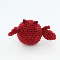 409 Crocheted Crab (Free)