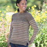 Valley Yarns 429 Farmer Brown Pullover