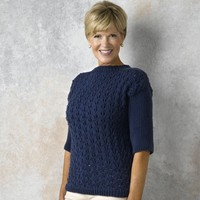 467 French Vine Pullover