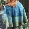Valley Yarns 556 Foxfire Shawl - 556