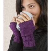 Valley Yarns 612 Essential Fingerless Gloves