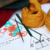 WEBS Expert Knitting Program Fee 2014 for Continuing Student