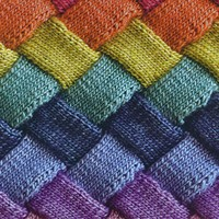 Explore Entrelac with Rosemary Drysdale