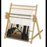 Schacht A-Frame Stand for Tapestry Loom